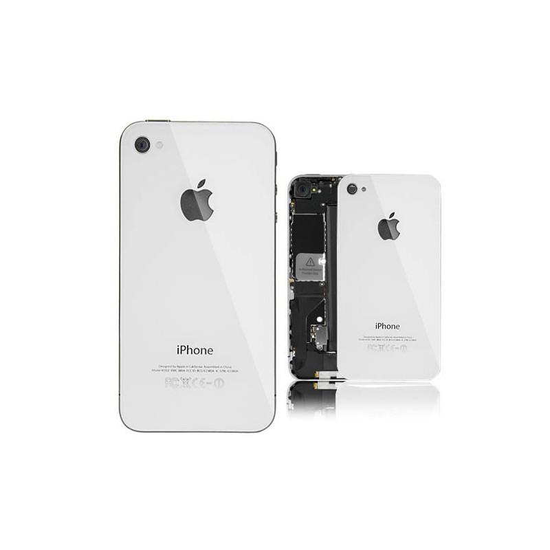 Tapa Trasera Blanca iPhone 4