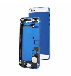 Chasis Completo iPhone 5 - Azul y Blanco