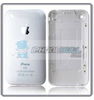 Repuesto Carcasa Trasera Iphone 3G / 3GS - 16GB Blanca Carcasa Iphone 3G/3GS 16GB Blanca + Sim