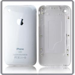Repuesto Carcasa Trasera Iphone 3G / 3GS - 16GB Blanca Carcasa Iphone 3G/3GS 16GB Blanca + Sim