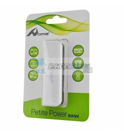 Petite Power Bank 2600 mAh