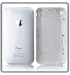 Carcasa trasera 32Gb para iPhone 3Gs Blanca + Sim