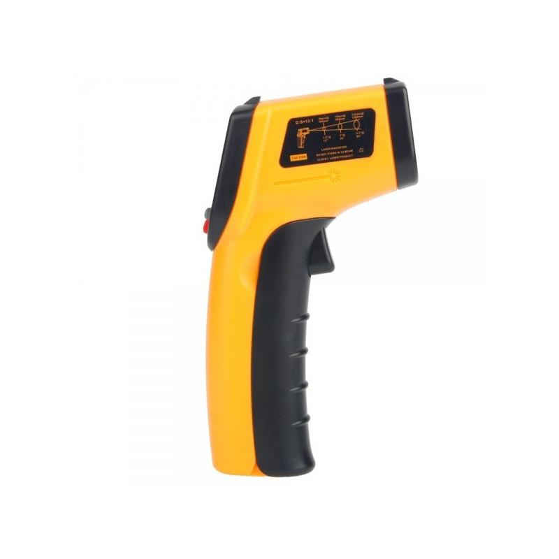 Termómetro infrarrojo GM320