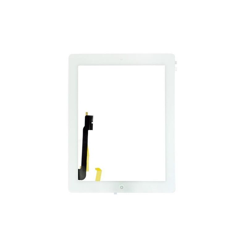 Pantalla Táctil Completa iPad 4 - Blanca