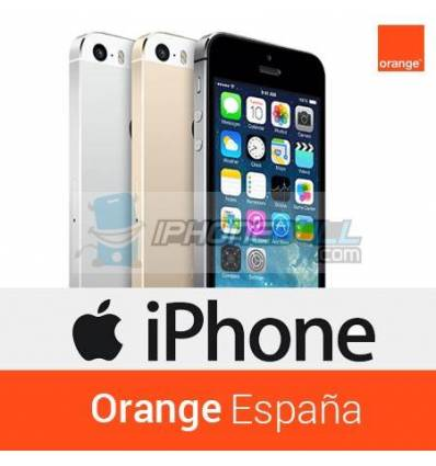 Liberar iPhone Orange - España