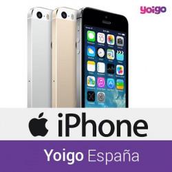 Liberar iPhone Yoigo - España