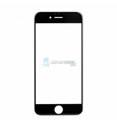 Cristal Frontal iPhone 6s - Negro