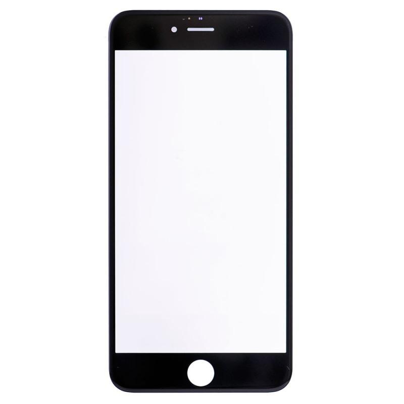 Cristal Frontal iPhone 6s Plus - Negro