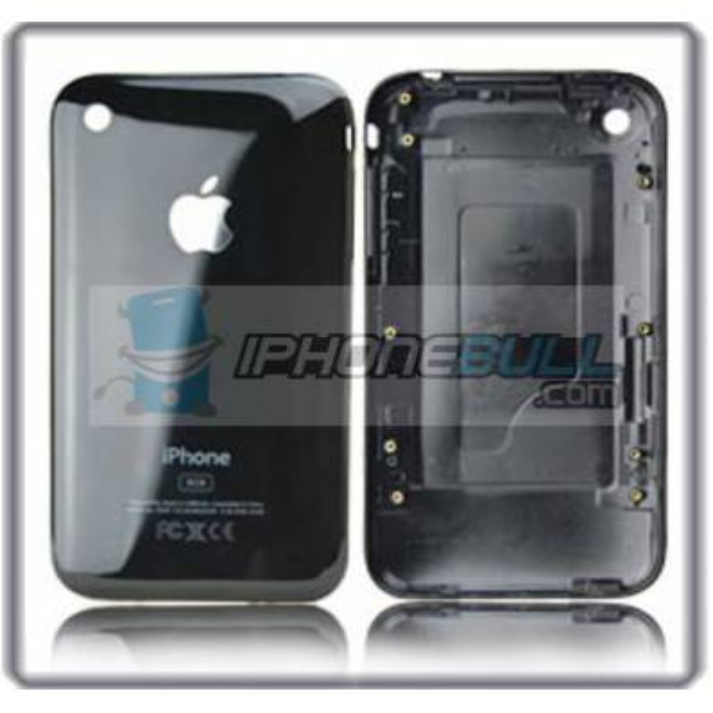 Carcasa trasera 32Gb para iPhone 3Gs Negra + Sim