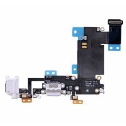 Flex Conector auricular microfono iPhone 6s Plus (Blanco)