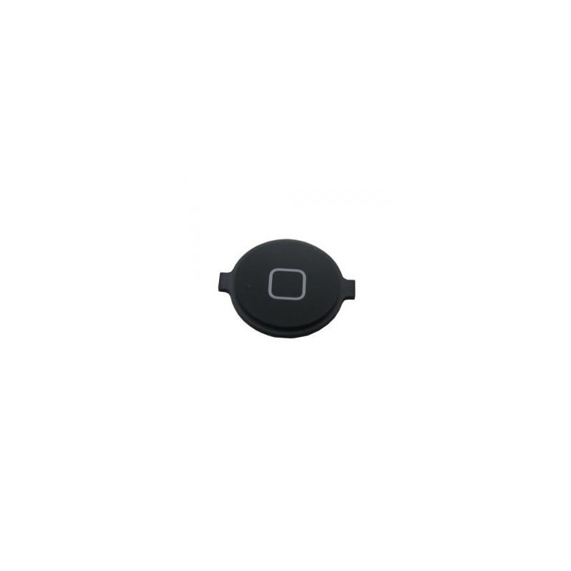 Boton Inicio iPhone 4 - Negro