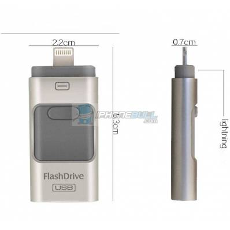 Usb flash drive - iFlash iOS android