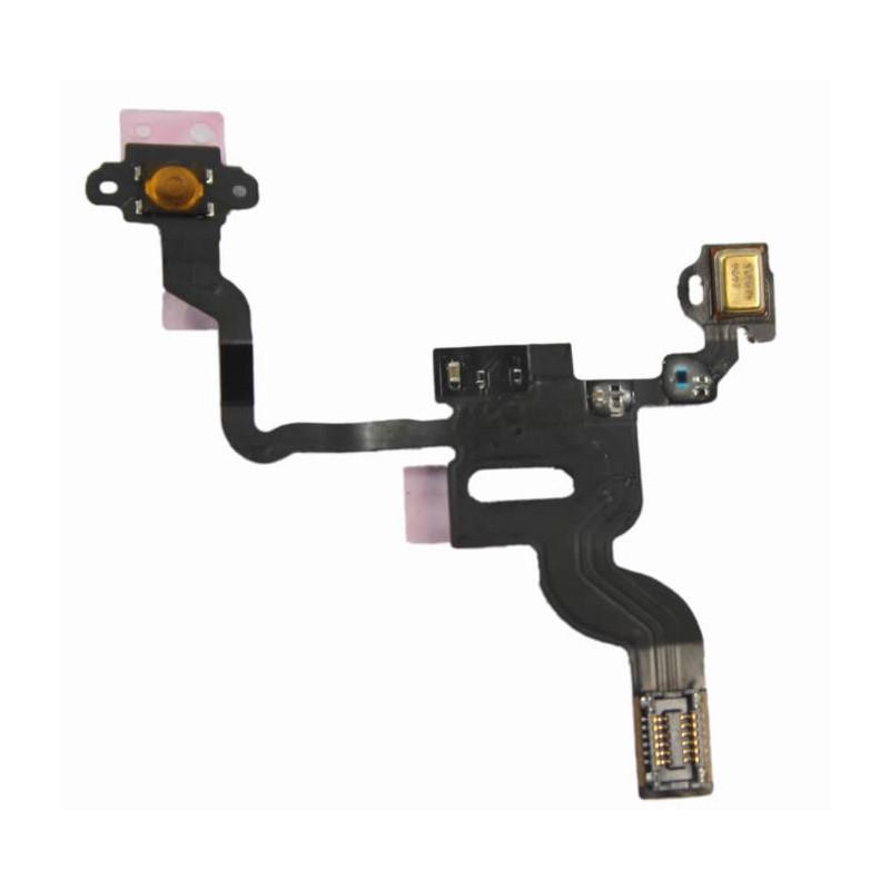 Flex sensor proximidad y power iphone 4