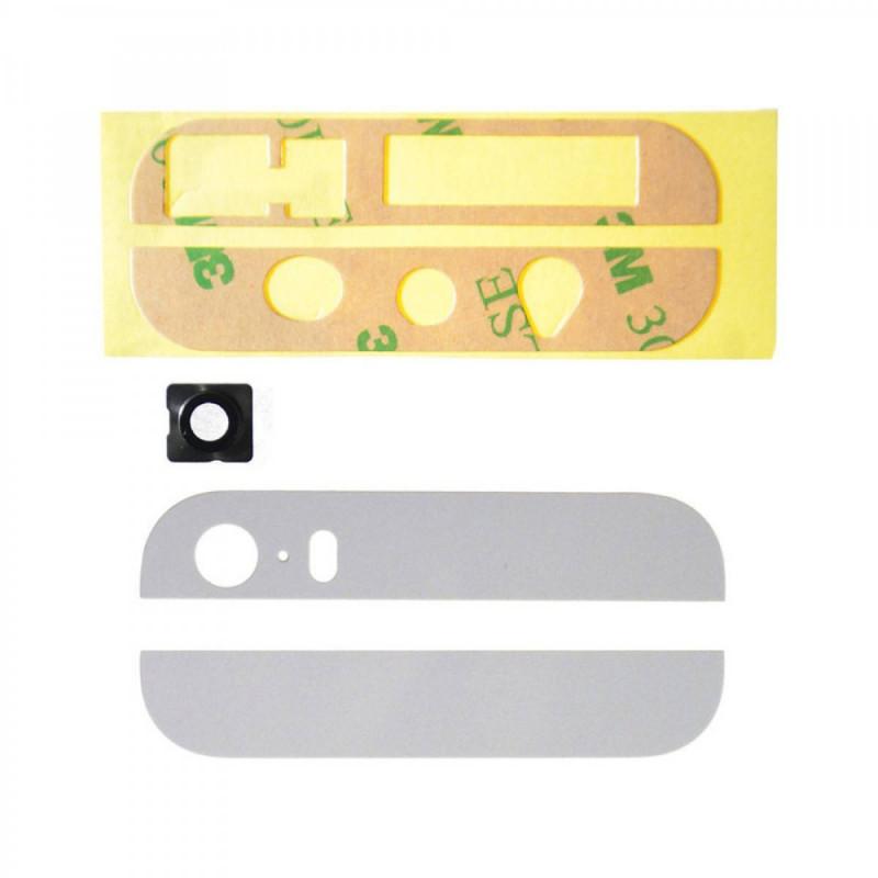 Cristal Trasero iPhone 5s - Blanco