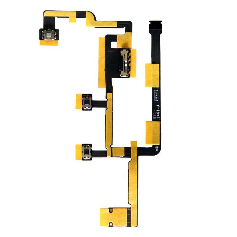 Flex power y botones laterales iPad 2 - 2º Generación