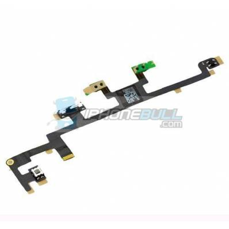 Flex power y botones laterales iPad 3, iPad 4