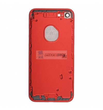 Chasis iPhone 7 - Rojo