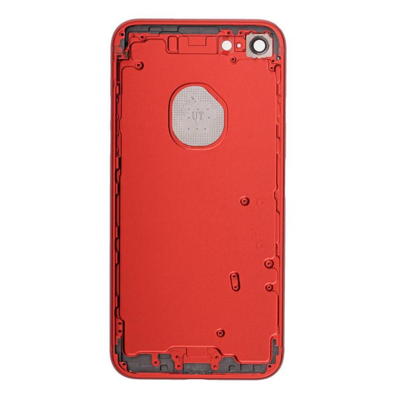 Chasis iPhone 7 - Rojo