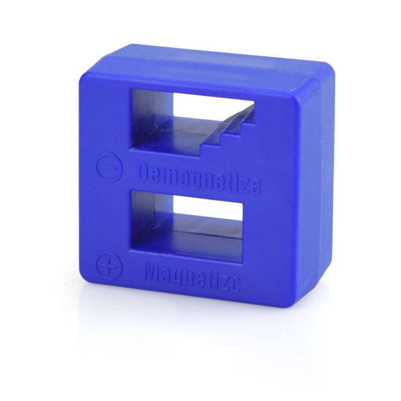 Magnetizador Desmagnetizador para destornilladores