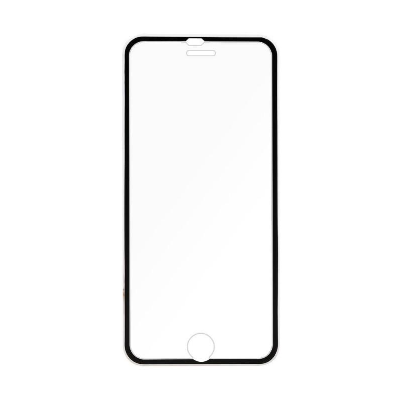 Cristal templado 3d curvo con marco de aluminio iPhone 6 Plus 6s Plus