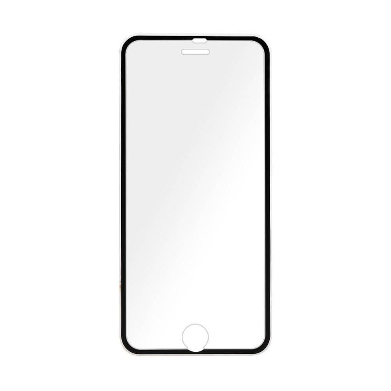 Cristal templado 3d curvo con marco de aluminio iPhone 7 Plus 8 Plus