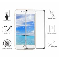 Cristal templado 3d curvo con marco de aluminio iPhone 6 6s
