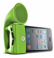 Horn Stand 13dB - Amplificador iPhone 4 4S