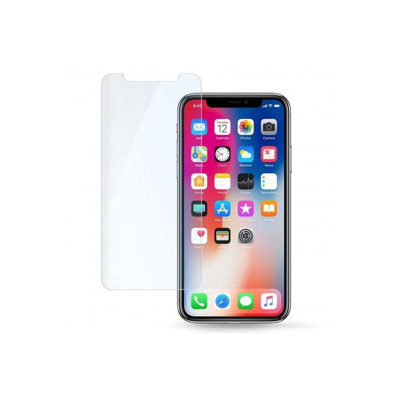Protector cristal templado iPhone X