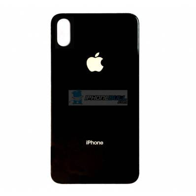 Tapa trasera iPhone X - Negra