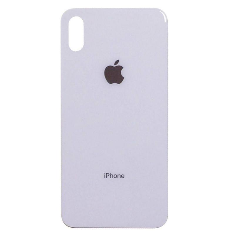 Tapa trasera iPhone X - Blanca