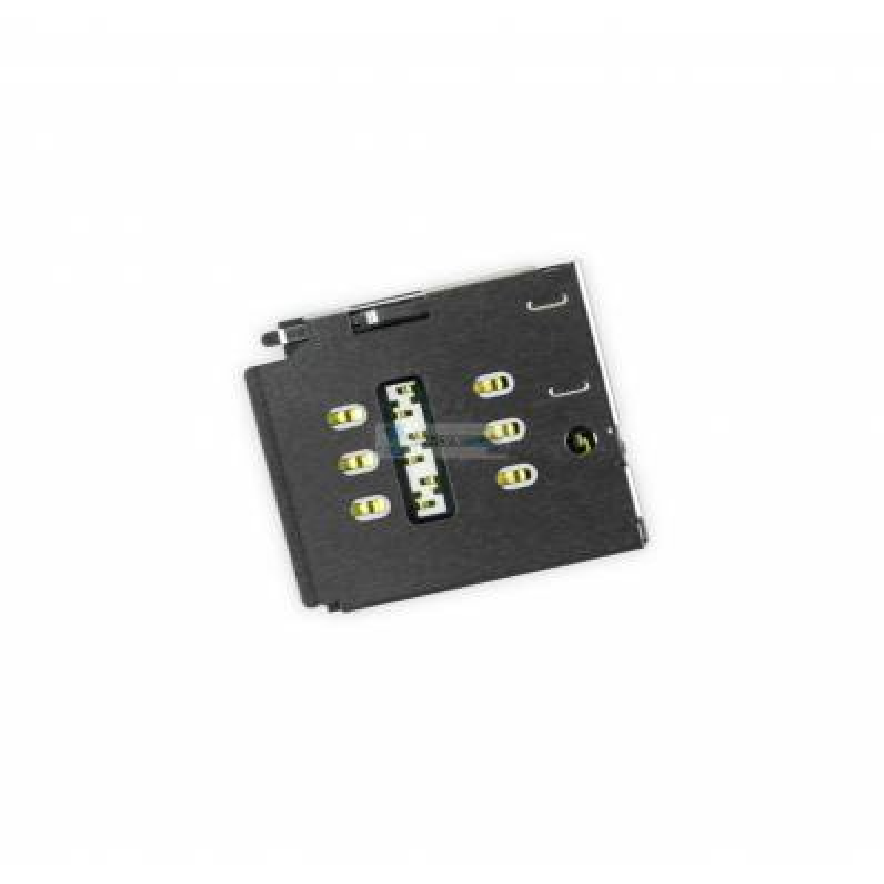 Conector con lector de tarjeta sim para iPhone 7 7 Plus