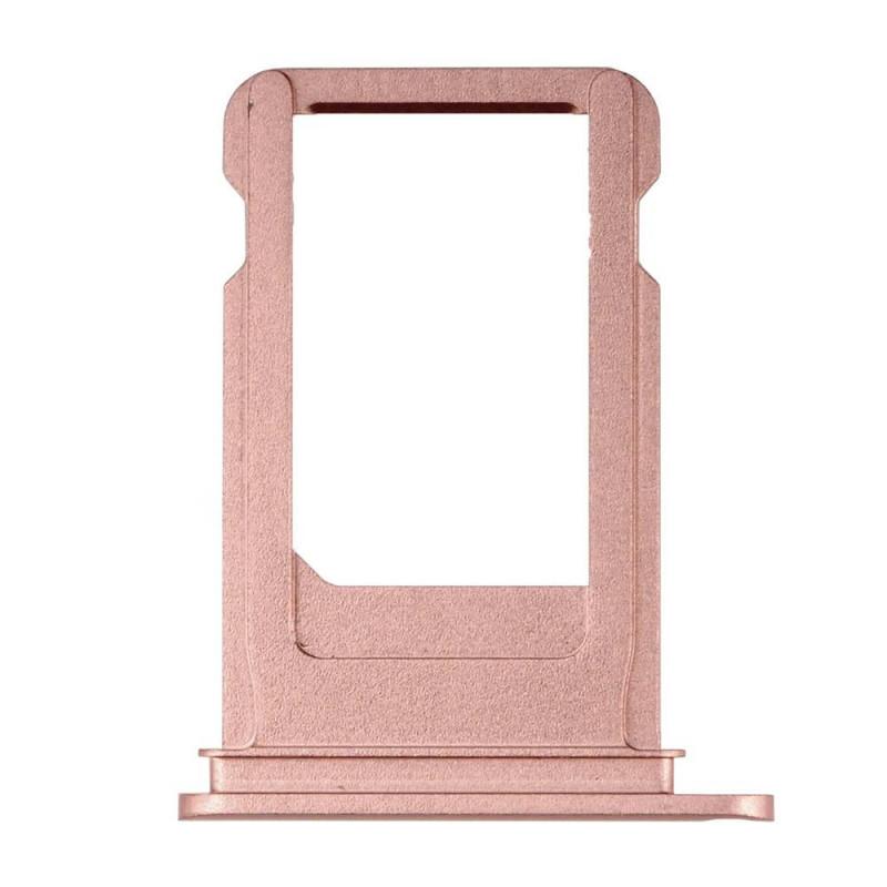 Porta SIM iPhone 7 - Rosa