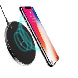 Cargador Inalámbrico Rápido, Qi Wireless