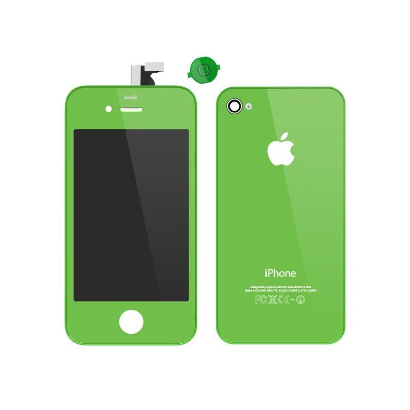 Kit de Conversión iPhone 4 - Verde