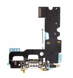 Flex Conector de carga microfono iPhone 7 Plus (Gris)