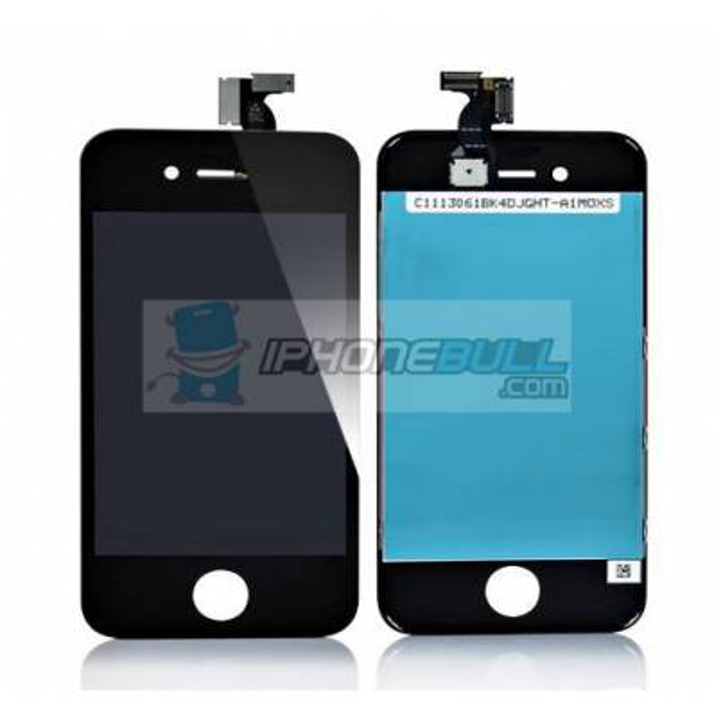Pantalla completa iPhone 4S - Negra