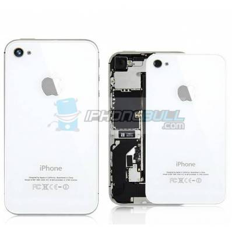 Tapa Trasera Blanca iPhone 4S