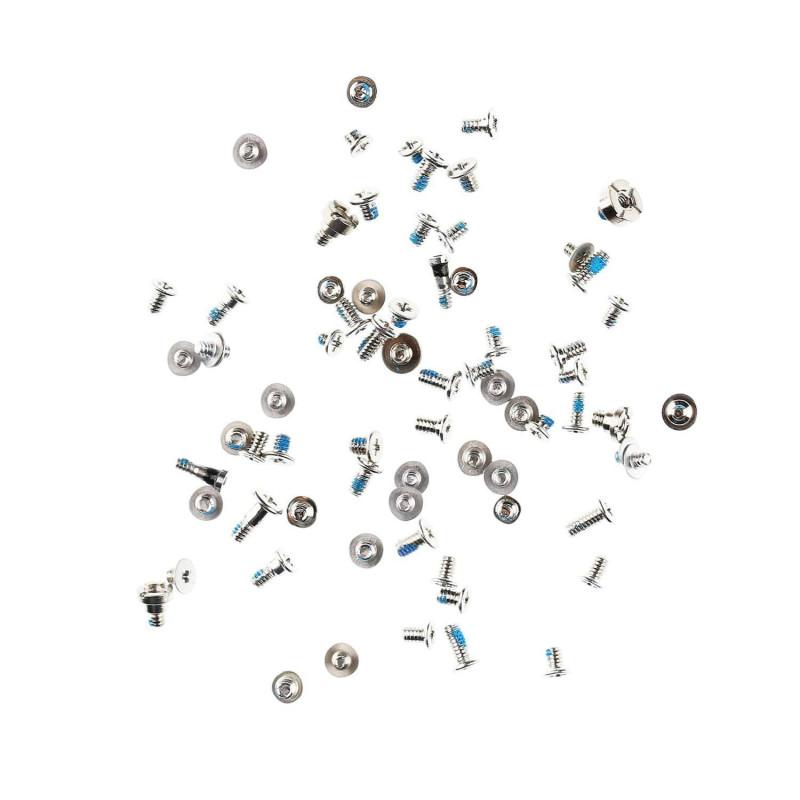 Set completo de tornillos iPhone 8 - Plata