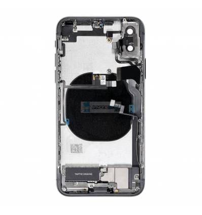Chasis iPhone X Completo - Negro, A1901