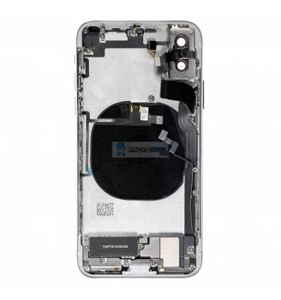 Chasis iPhone X Completo - Plata, A1901