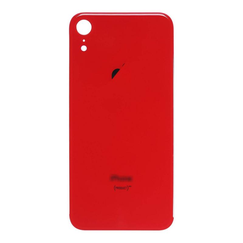 Tapa trasera iPhone XR - Rojo