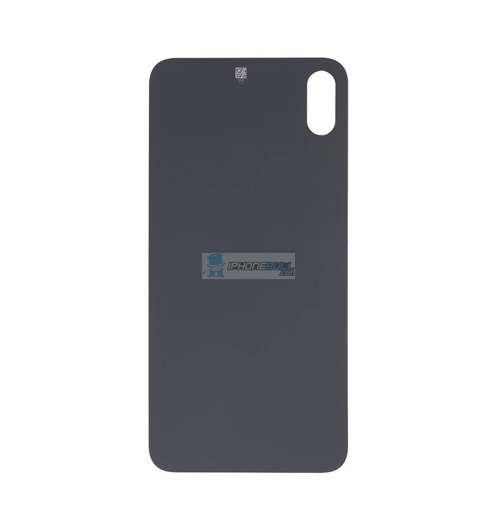 ae44386ace4 Tapa Trasera Iphone Xs Max (A2101) - Negro   Repuestos Iphone