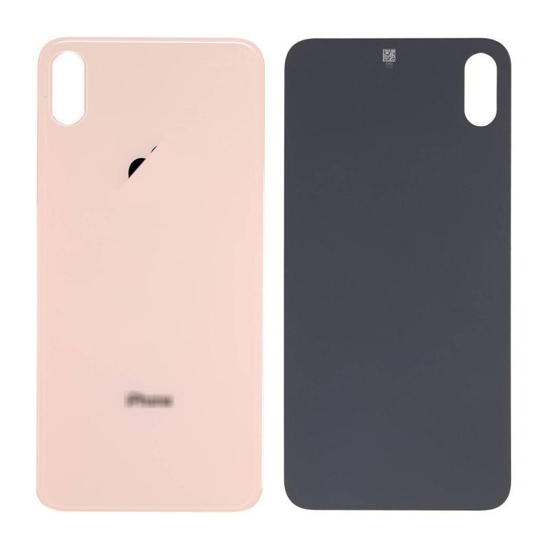Tapa trasera iPhone XS Max - Oro