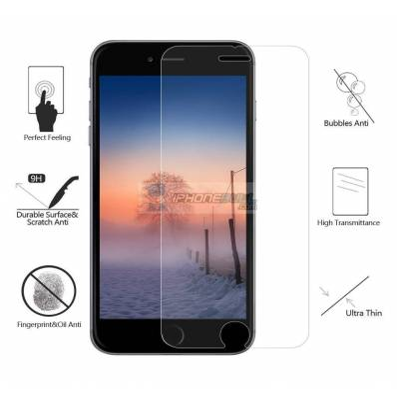 Protector Cristal Templado iPhone 6 6s