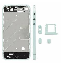CHASIS METAL IPHONE 4 BLANCO