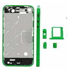 CHASIS METAL IPHONE 4 VERDE