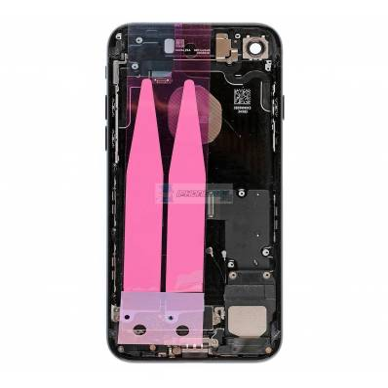 Chasis Completo iPhone 7 - Negro brillantes