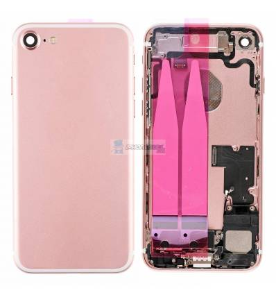 Chasis Completo iPhone 7 - Rosa