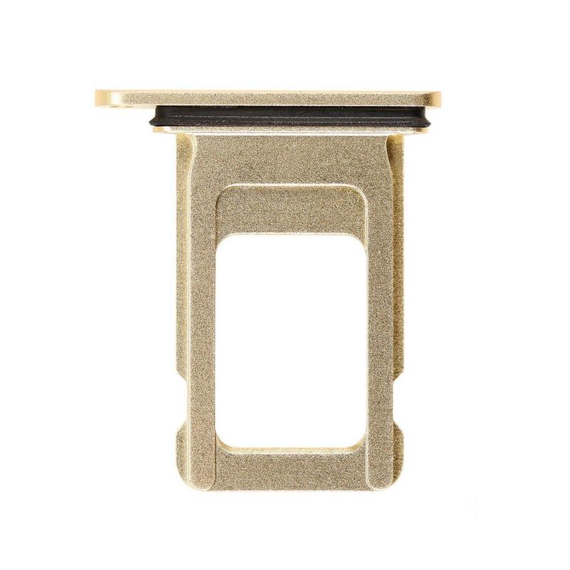Porta SIM iPhone XR - Amarillo