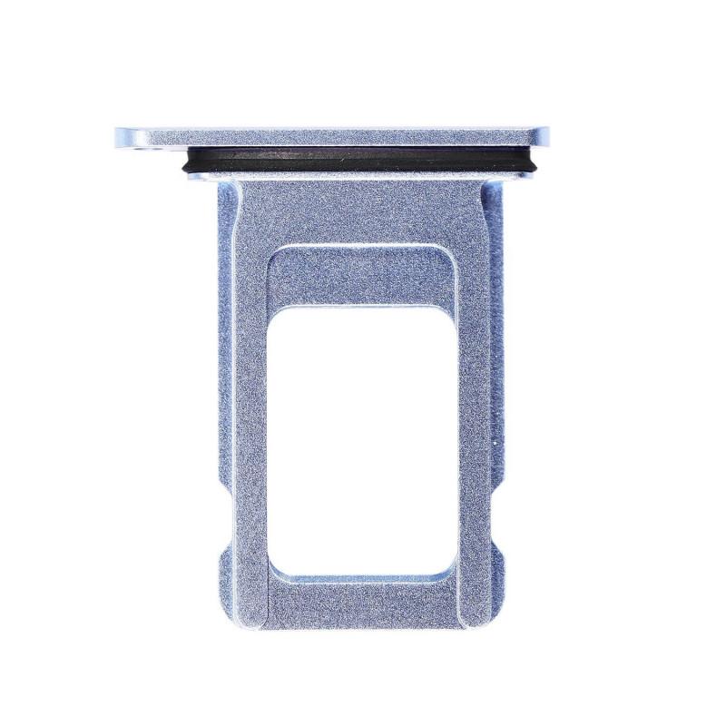 Porta SIM iPhone XR - Azul